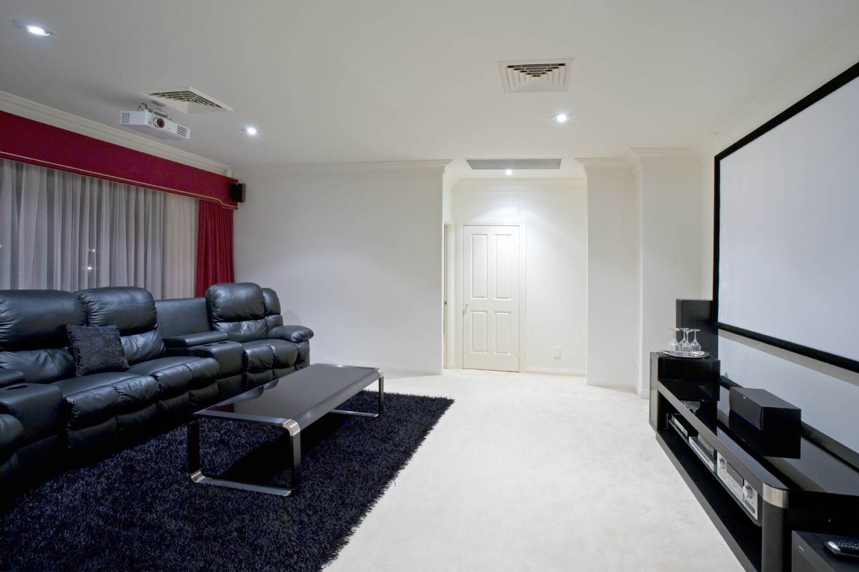 Houston Home Theater - Building a Home Theater: The Checklist ...